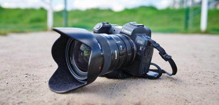 Dlaczego kupiłem Canona R, a nie Canona R6? (Canon R vs R6)