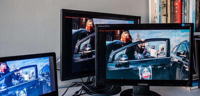 Monitory do obróbki zdjęć, filmów i grafiki [seria poradników]