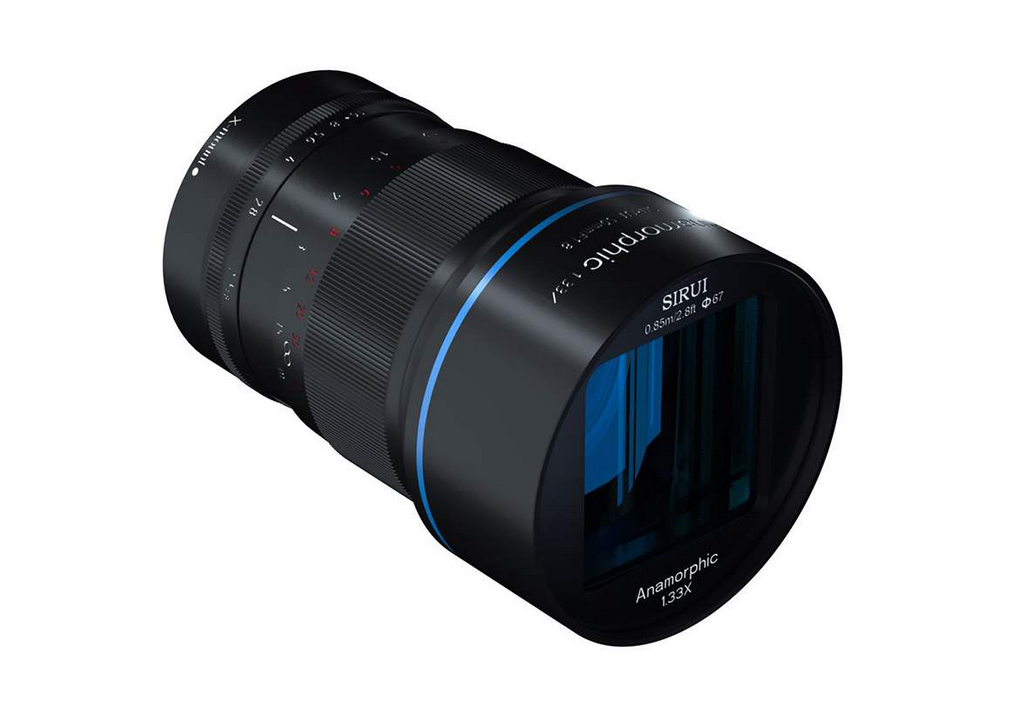 Sirui Anamorphic Lens 1,33x 50mm F1.8