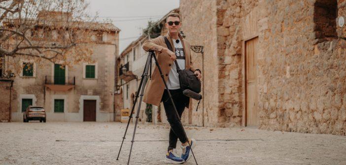 Jakub Kaxmierczyk wywiad torby fotograficzne Peak Design