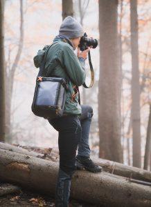 Kuba Witos wywiad plecak fotograficzny Lowepro