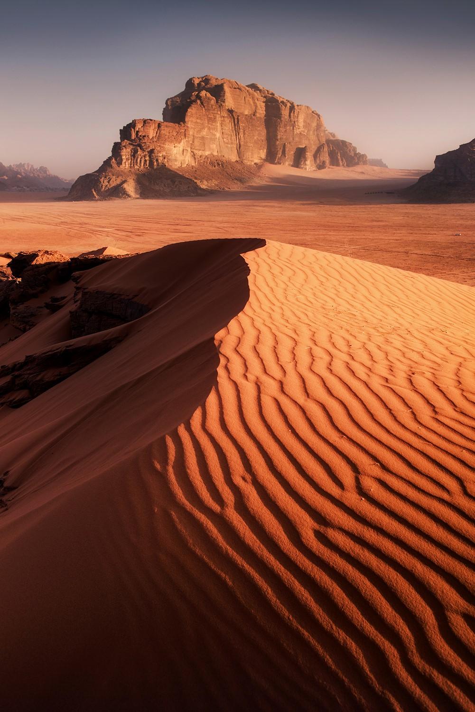 Patryk Biegański / Wadi Rum / Nikon D810 + Nikkor 24-70 2.8