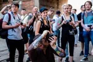Ilford Photo Walk Gdańsk 2021 fot. Jarosław Respondek