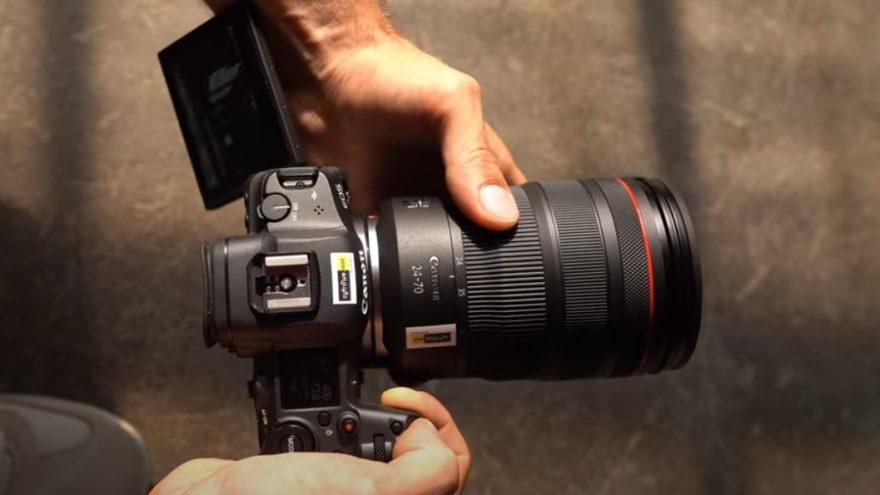 Canon EOS R5 do zleceń video