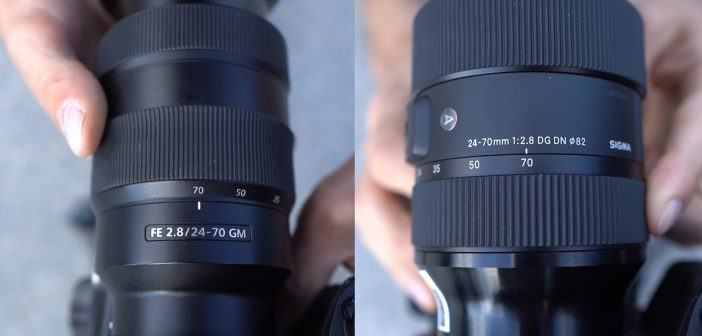Sigma ART czy Sony GMaster? Testujemy obiektywy 24-70 2.8